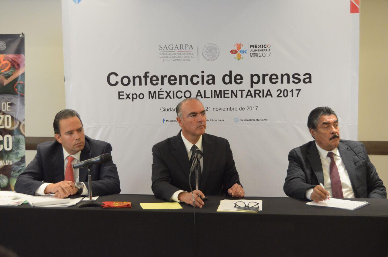 Conferencia México Alimentaria