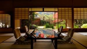 Kyoto Kitcho Arashiyama- Kyoto, Japón
